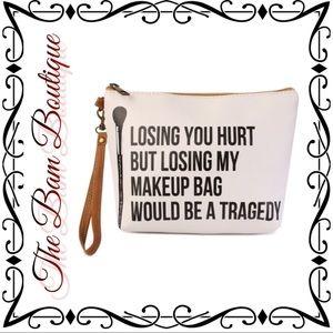 Handbags - Statement Cosmetic Bag